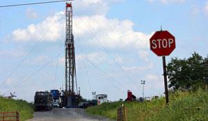 Stop břidlicovému plynu v Polsku