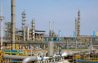 rafinerie v Oděse
