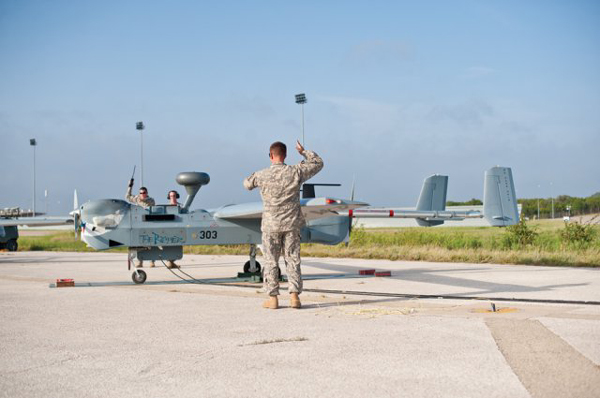 DRON MQ-5B