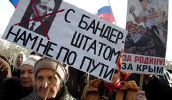 Ukrajina a chaos