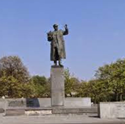 Pomník maršála Koněva