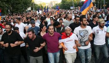 Majdan v Arménii