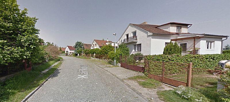 Kaňkova ulice