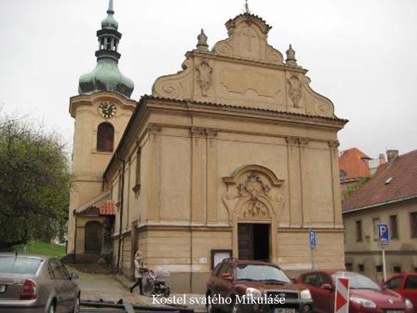 Kosteel svatého Mikuláše