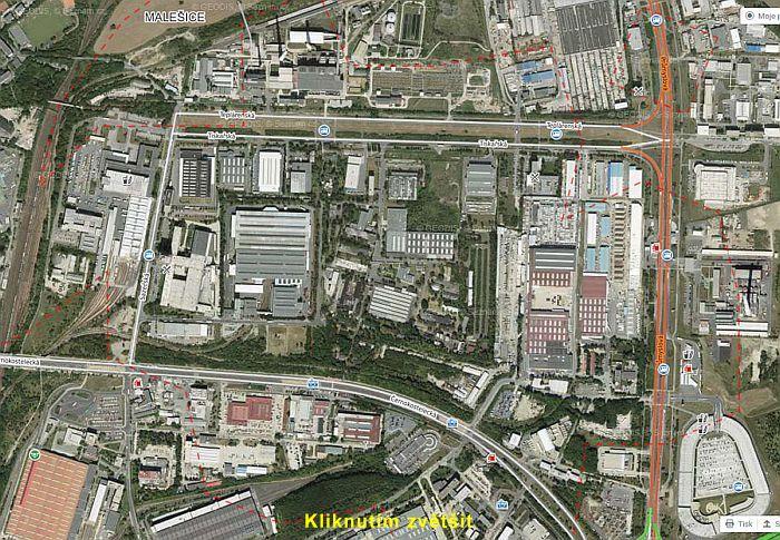 Průmyslova zóna