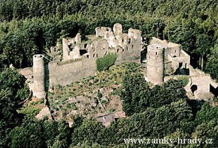 hrad Helfenburk
