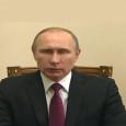 Neodkladné prohlášení V.V. Putina celému světu