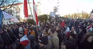 Majdan v Minsku