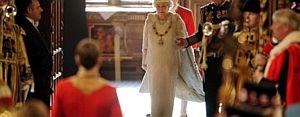 Britská královna