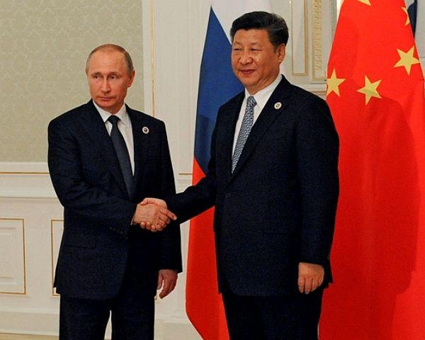 V.V.Putin a Si-Ti-pching