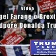 Nigel Farage varoval Američany před zfalšovanými volebními průzkumy. Proti Trumpovi jsou průzkumové agentury v USA připraveny vyrábět čísla na objednávku jako v případě Brexitu! Autor: V.K. České titulky zapněte kluknutím […]