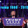 Video o cestě Donalda Trumpa k aktivitám v politice. Rozhovory, projevy, komentáře.