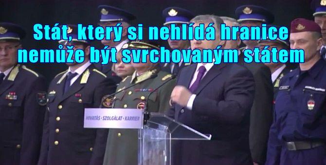 Vložil: Admin Tlak na maďarské hranice v příštích letech nepoleví, ochrana hranic je prioritou záležitostí národní bezpečnosti – řekl premiér Viktor Orbán v Budapešti, kde se zúčastnil obřadu přísahy absolventů […]