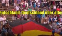 """Předválečná verze německé hymny zazpívaná v USA na Fed Cupu byla vyslaným vzkazem a symbolem americkým elitám. Projekt """"Das neue Europa"""" oficiálně odstartoval!"""