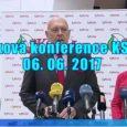 Vložil: Admin Tisková konference KSČM s Leo Luzarem a Hankou Aulickou Jírovcovou